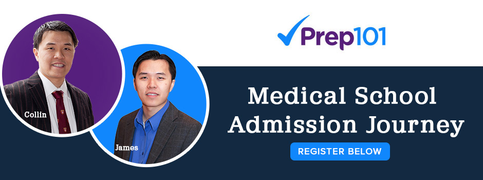 Online Medical School Admission Journey seminar